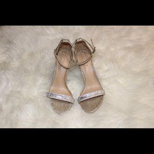 ALDOS - Gold sandals